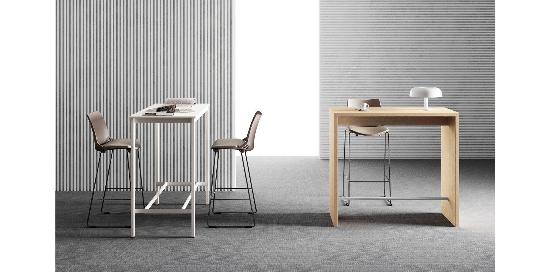 table bureau bois toulouse