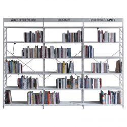 Bibliothèque Bureau CAIMI