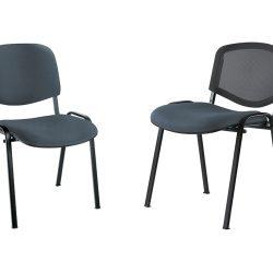 Chaises de réunion empilables EOL